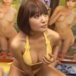 【ビキニ】明日花キララちゃんのイベントで電マ責めや顔射が見えていないの!?