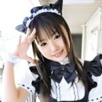 【メイド】つぼみちゃんが素人宅で健気にお世話してエッチのお相手もしちゃう!