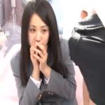 【女子校生】マジックミラー号でウブな女が制服きて童貞くんのセンズリ見せられ興奮合体!!