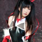 【ゲームコス】対魔忍ユキカゼコスの有名AV女優のイメージビデオに非ず勿論エロビデオである!