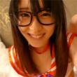 あみちゃんメガネも可愛い