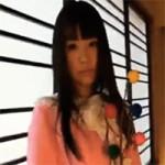 【東方コス】つぼみの蓬莱山輝夜コスプレ着衣セックス動画!和室でしっとりエッチ!