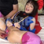 【アニコス】魔法少女コスで媚薬の作用で淫乱化したコスプレイヤーのオナヌー!