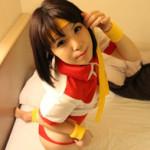 【アニコス】桜瀬奈ちゃんがキリっとタカヤノリココスでフェラチオじゅぽじゅぽします!
