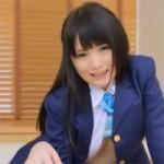 【アニコス】坂口みほののけいおんコス!縞パン履いた美女にザーメンを顔射!