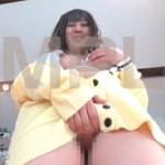 【ゲームコス】曽根美雪コスのむっちり巨乳娘のメコ筋がスケベなスカートの中!!