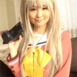 【アニコス】友利奈緒のコスプレしたレイヤーをハメてチンポ奴隷にしちゃう!