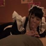 【メイド】挿入してからマッサージをしてくれる蕩けるアロママッサージプレイからの中出し!