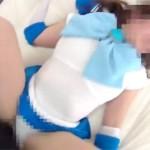 【アニコス】巨乳の素人レイヤーを肉棒でねじ伏せたハメ撮り!