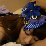 【アニコス】アイマス渋谷凛コスで浮気チンポに濡れ濡れマンコになっちゃうレイヤー!