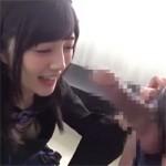 【ゴスロリ】変態パイパンDOLL痴女の勃起巨チンへの感激具合と気持ち良さそうな顔がいい!