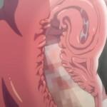 ちっぱい美少女タコ娘と交尾!アヘ顔トロトロに蕩けた膣内断面図もリアルで種付け完了!