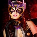 【VR】悪の女幹部ガーベラが妖艶に敗北ヒーローを快楽拷問してくるGIGAの新時代突入の作品!