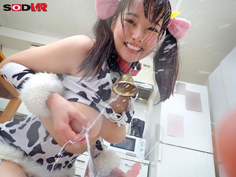 【VR】乳魔ちゃんVR目の前が真っ白になるほど乳汁噴射!!