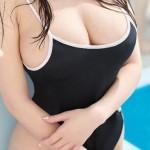 巨乳のスク水美女夢乃あいかをHQVRでリアルに体感できる主観フェチエロ動画!