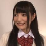 【制服美少女】黒髪激カワみほのちゃんを3Pで激しく責め立てイカせて顔射でフィニッシュ!