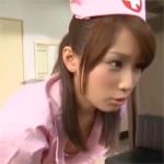 【ナース】小島みなみの看護士姿には興奮しちゃって元気になるだろ!?お熱を計るとチ●コが激アツだ!