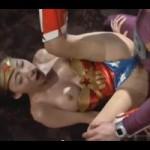 【ヒロイン】巨乳のクレアちゃんが敵に犯され辱められて快感に溺れてしまう動画!