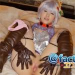 【アニコス】デレマス輿水幸子コスの木村つながパイパンまんこをバイブとちんぽでズボズボされ悶絶!