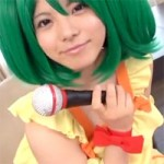 【アニコス】歌姫ランカコスしたレイヤーさんにマイクよりイイモノを握らせブチ込め!