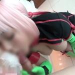 【アニコス】FGOナイチンハロウィン礼装でパイズリやフェラや着衣セックス!