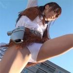 【特撮ヒロイン】宇宙刑事シャイダーのアニーコスした凛々しい美女が白目アヘ顔顔面崩壊でピクピク逝く!