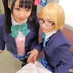 2人以上のコスプレ美女がエロく乱れるAV紹介!レズ要素も楽しめるアニコス動画!